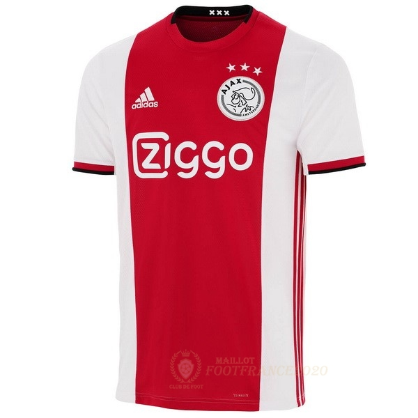 Maillot Foot Pas Cher Domicile Maillot Ajax 2019 2020 Rouge