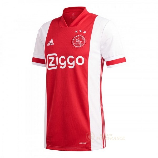 Maillot Foot Pas Cher Domicile Maillot Ajax 2020 2021 Rouge