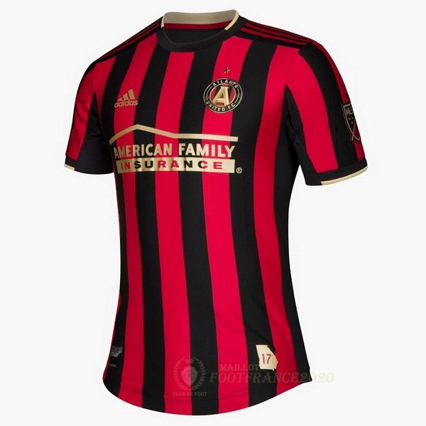Maillot Foot Pas Cher Domicile Maillot Atlanta United 2019 2020 Rouge