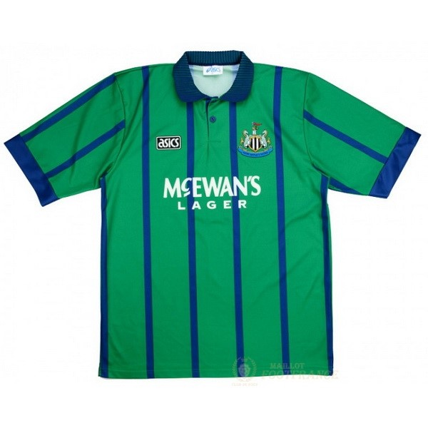 Maillot Foot Pas Cher Third Maillot Newcastle United Rétro 1994 1995 Vert