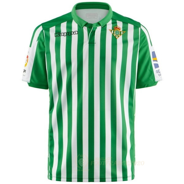 Maillot Foot Pas Cher Domicile Maillot Real Betis 2019 2020 Vert