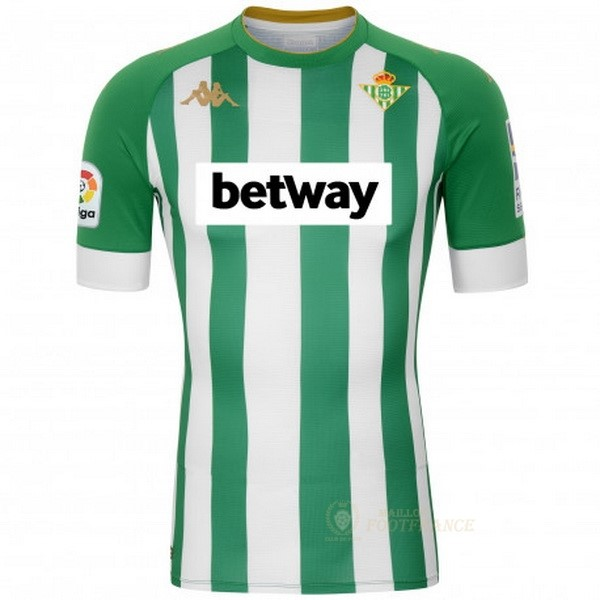 Maillot Foot Pas Cher Domicile Maillot Real Betis 2020 2021 Vert