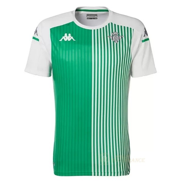 Maillot Foot Pas Cher Entrenamiento Real Betis 2020 2021 Vert