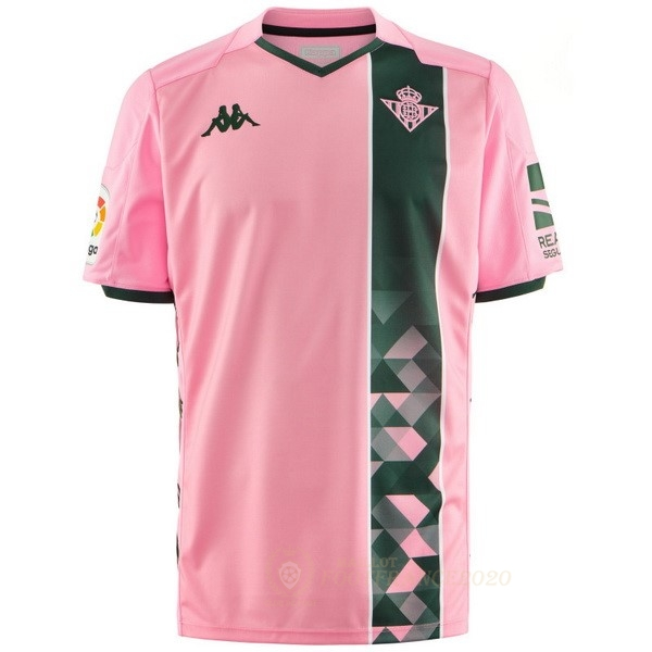 Maillot Foot Pas Cher Third Maillot Real Betis 2019 2020 Rose