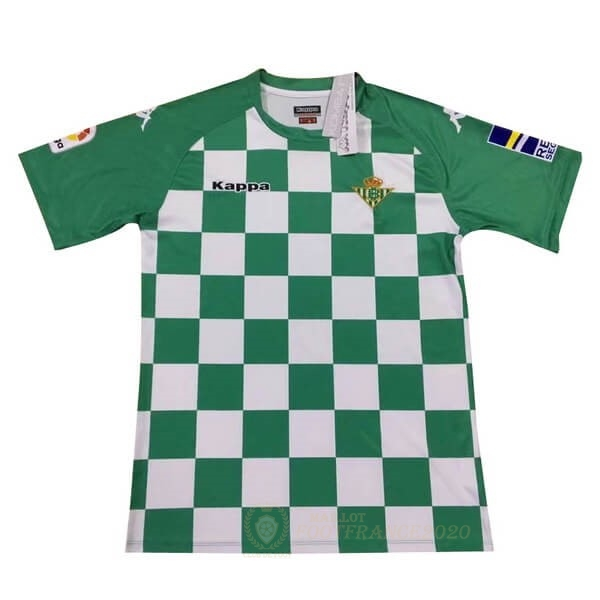 Maillot Foot Pas Cher Édition commémorative Maillot Real Betis 19 20 Vert