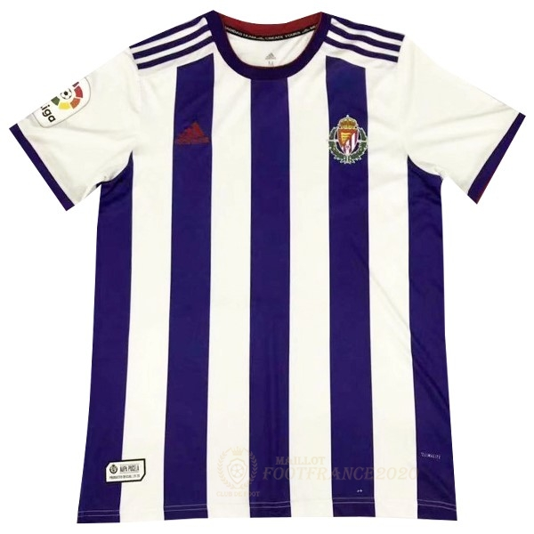 Maillot Foot Pas Cher Domicile Maillot Real Valladolid 2019 2020 Purpura