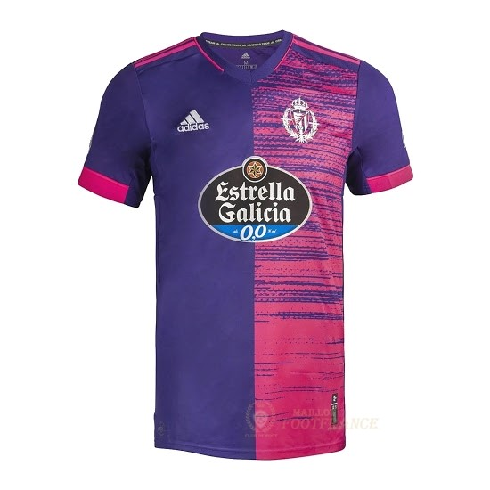Maillot Foot Pas Cher Exterieur Maillot Real Valladolid 2020 2021 Purpura