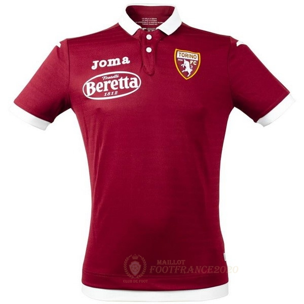Maillot Foot Pas Cher Domicile Maillot Torino 2019 2020 Rouge