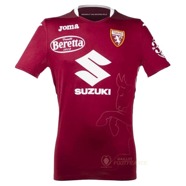 Maillot Foot Pas Cher Domicile Maillot Torino 2020 2021 Rouge